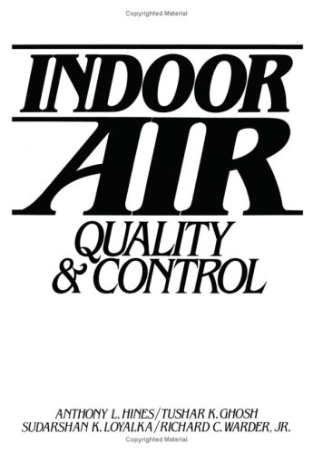 Indoor Air: Quality and Control