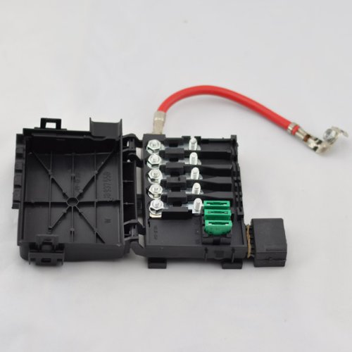 Looyuan oem fuse box battery terminal fit for vw jetta