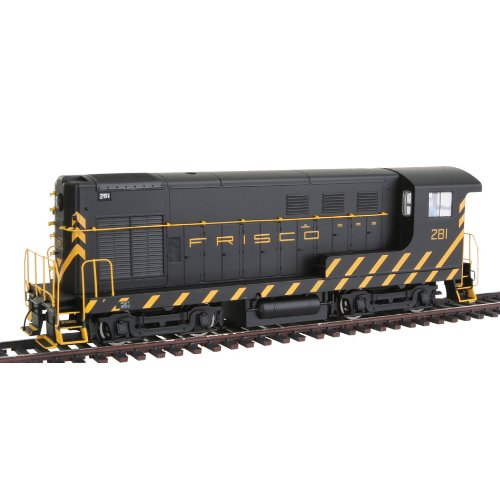Walthers PROTO 2000 HO Scale Fairbanks-Morse H10-44 Powered With Sound And DCC - St. Louis-San Francisco #281