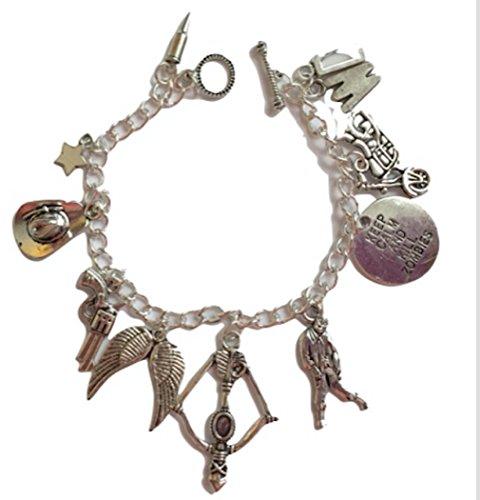 Walking Dead Charm Bracelet