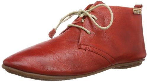 Pikolinos CALABRIA 917-1 917-7124_V14, Scarpa classica stringata Donna, Rosso (Red - Rot (CARMIN)), 36 1/2