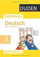 Deutsch, 3. Klasse: Wissen - Üben - Könn...