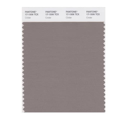 PANTONE SMART 17-1506X Color Swatch Card, Cinder - Wall Decor Stickers