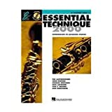 img - for Essential Techinque 2000: Clarinet Book 3 (Essential Techinque 2000: Clarinet Book 3 Intermediate and Advanced Studies) book / textbook / text book
