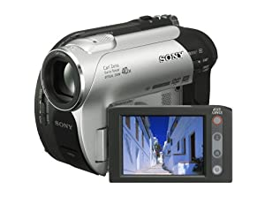 Sony DCR-DVD106 Handycam DVD Camcorder With 2.5'' LCD Screen