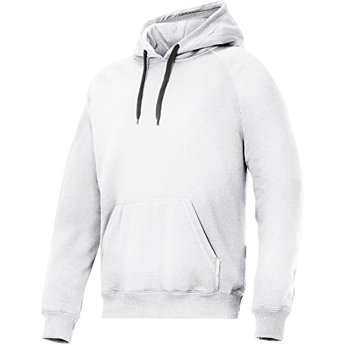 snickers-28000900006-sweat-shirt-a-capuche-taille-l-blanc