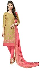 Riya Fashions Women's Cotton Unstitched Dress Material (Pack of 3)(R2003_Multicolor_Free Size)