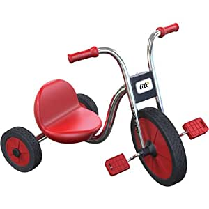 Amazon.com: Smooth Rider Lowrider Trike - Red/Silver: Toys & Games
