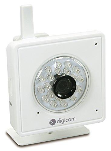 DIGICOM IPC331T01 IP Camera Wi-Fi Day&Night per interni