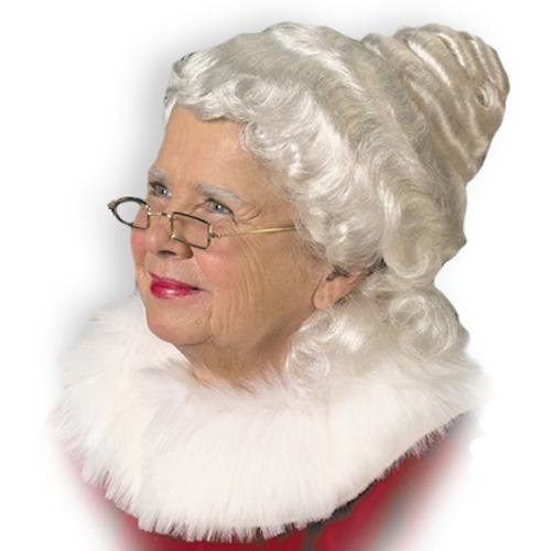 Halco - Mrs. Claus Wig Adult