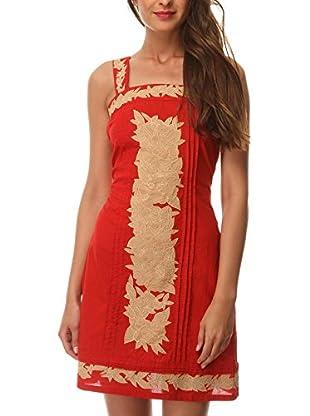 Almatrichi Vestido Anastasia (Rojo)