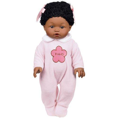 FAO Schwarz 14 inch Classic Baby Doll - Baby Nina
