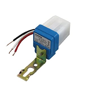 Ir Remote Sensor besides Led Photocell Sensor in addition Cooper Lighting Wiring Diagrams also Water Heater 240v Wiring Diagram in addition Voltage Divider Circuit Design. on photocell diagram wiring