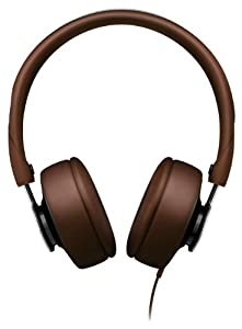 Philips Accessories SHL5605BK/28 CitiScape Downtown Headphones (Brown) (Discontinued by Manufacturer)