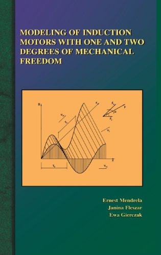 Modeling Of Induction Motors With One And Two Degrees Of Mechanical Freedom