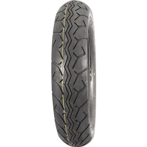 Bridgestone Exedra G703 Tire - Front - 130/90-16 , Position: Front, Tire Size: 130/90-16, Rim Size: 16, Tire Type: Street, Tire Construction: Bias, Tire Application: Touring, Load Rating: 67, Speed Rating: S 001675