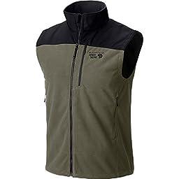 Mountain Hardwear Men\'s Tech Ii Vest Green X-Large
