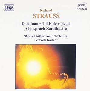 Don Juan/Till Eulenspiegel