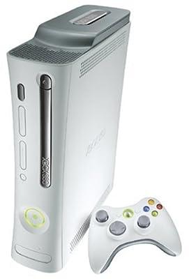 Microsoft Xbox 360 Game System HDMI Console 60GB