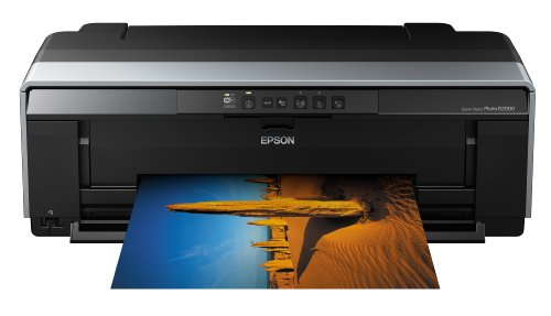 Epson Stylus Photo R2000 A3+ Photo Printer (8 Colour Ink System)
