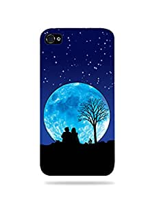 alDivo Premium Quality Printed Mobile Back Cover For Apple iPhone 4 / Apple iPhone 4 Back Case Cover (DA-016)