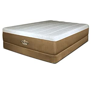 Best Sale Dynastymattress Luxury Grand Bed 14 Inch Memory Foam Mattress Queen Size In Best