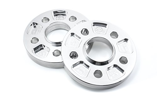 42 Draft Designs Vw/Audi 5X100 Wheel & Hubcentric Wheel Spacers (15Mm)