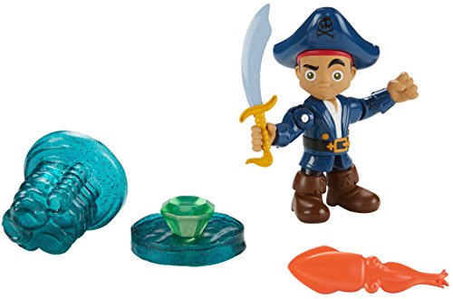 Fisher-Price - Disney Captain Jake and the Never Land Pirates - Buccaneer Battling Captain Jake