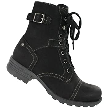 ba3ac94fcbf SoftMoc Women s Benbrook Lace Up Military Boot - JacintoPinnock