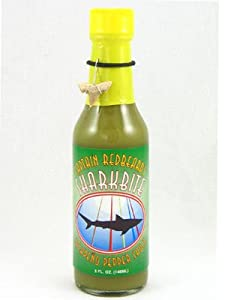 Sharkbite Green Jalapeno Hot Sauce