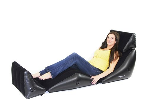 Inflatable Bed Wedge Pillow Inflatable Bed