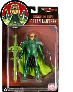 Picture of DC Comics Reactivated! Series 2: Kingdom Come Green Lantern Action Figure (B000S2IBRO) (Green Lantern Action Figures)