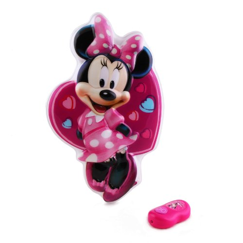 Minnie Or Mickey Mouse Talking Room Light