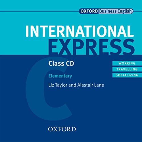 International Express Elementary: Class CD 2nd Edition: Class Audio CDs Elementary level (International Express Second Edition)