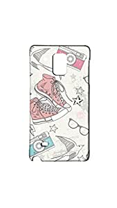 Multi Designer Mobile Case/Cover For Samsung Galaxy Note 4