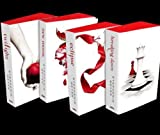 Twilight Saga White Editions - 4 Books - Twilight, New Moon, Eclipse & Breaking Dawn (Twilight Saga) Stephenie Meyer