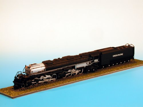 Big Boy Train Toys : Revell big boy locomotive toys games play vehicles