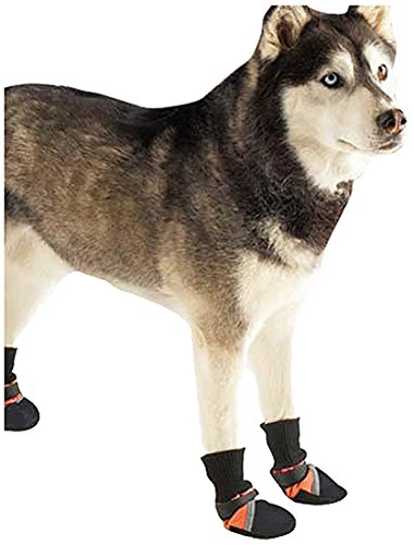 Guardian Gear Oxford Dog Boots, XX-Small, 2-1/4-Inch,