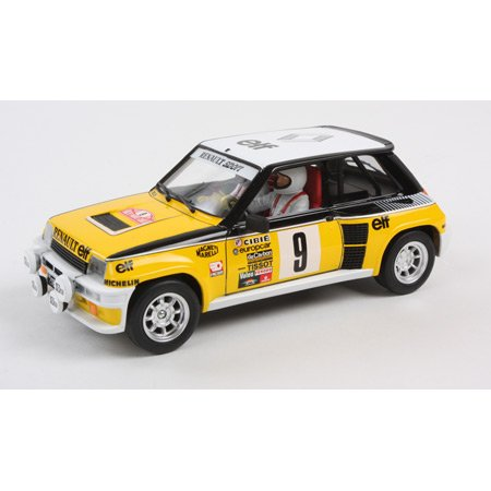 Tamiya 1/24 Renault 5 Turbo Rally Race Car Kit
