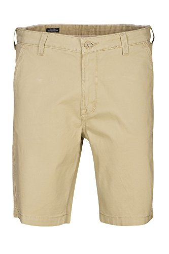 Lee Field Short Regular uomo pantaloncini beige L71BGK65, Size:40
