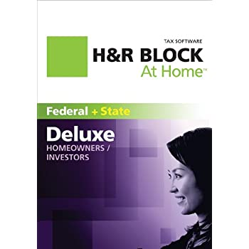 Set A Shopping Price Drop Alert For H&R Block At Home 2011 Deluxe + State