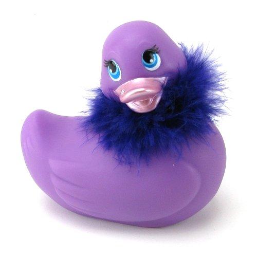 Canard-Vibrant-Paris-Duckie-Grand-Modele-violet