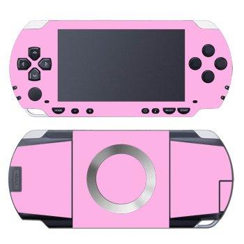 PSP Skin Slim & Lite - Solid State Pink