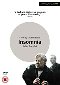 a review of insomnia a movie starring stellan skarsgard Insomnia (2002) review choosing to remake the norwegian film insomnia, which starred stellan skarsgård as a troubled cop investigating also starring: al.