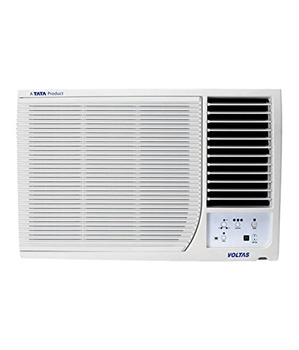 Voltas 122 LY Vertis Luxury Window AC (1 Ton, 2 Star Rating, White)