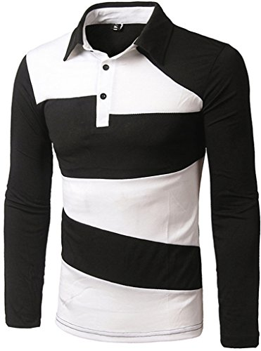 whatlees-mens-urban-basic-long-sleeve-polo-shirts-with-contrasting-stripes-in-different-colors-b113-