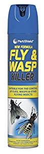 Pestshield Fly & Wasp Killer 300ml by 151 Products