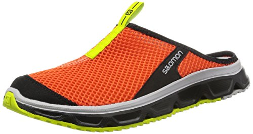 salomon-herren-rx-slide-30-geschlossene-sandalen-orange-tomato-red-black-gecko-green-45-1-3-eu