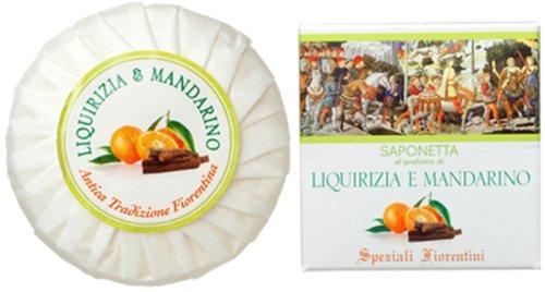 Del all Mandarin - 0 - licorice, herb SOAP 100 g [233]