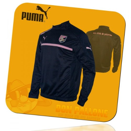 Puma US Palermo 1/2 Zip TrainingTop, Größe:L